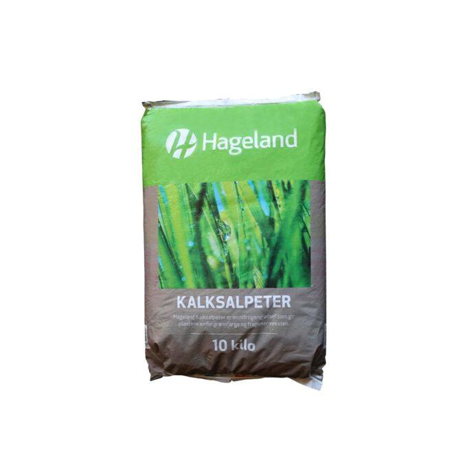 pose med Hageland kalksalpeter 10 kg