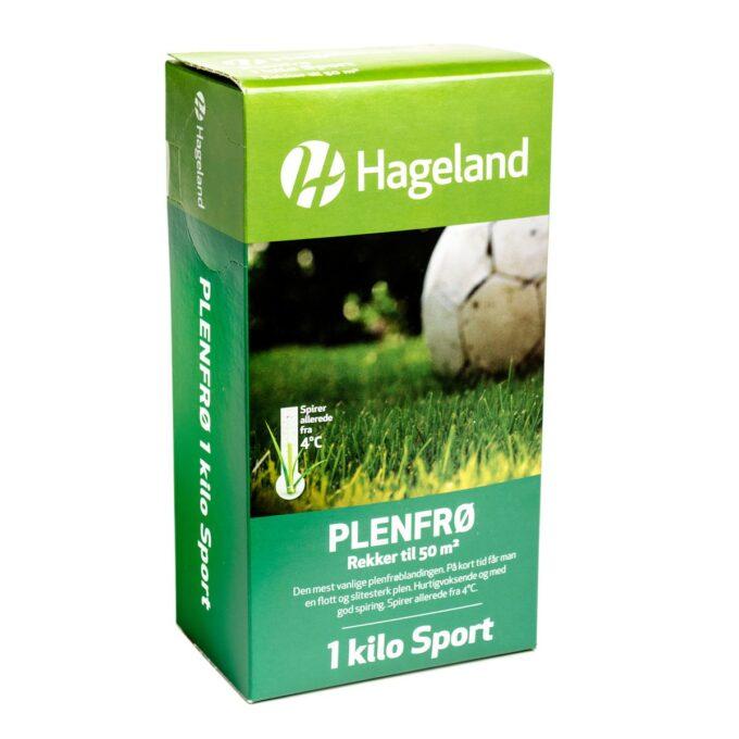 1 kg plenfrø fra Hageland