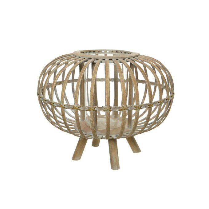 rund bambuslykt