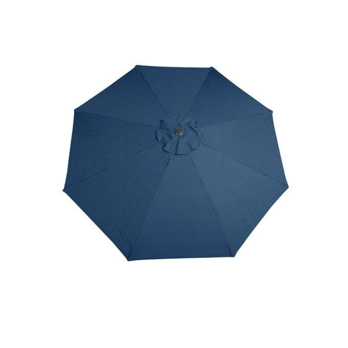 california parasoll deco blå