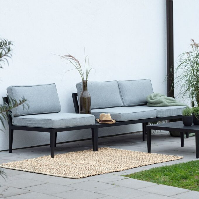 Coldale hagemøbler modulgruppe, sittedel