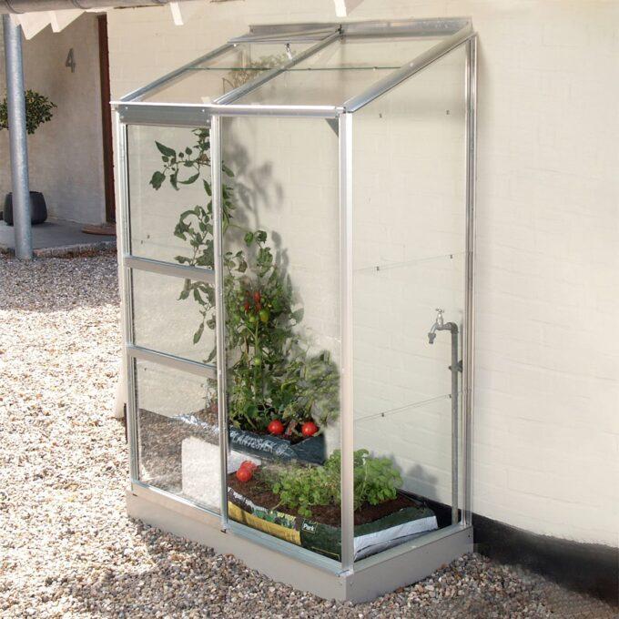 Fjern term: Ida veksthus av glass veggstående Ida veksthus av glass veggstående
