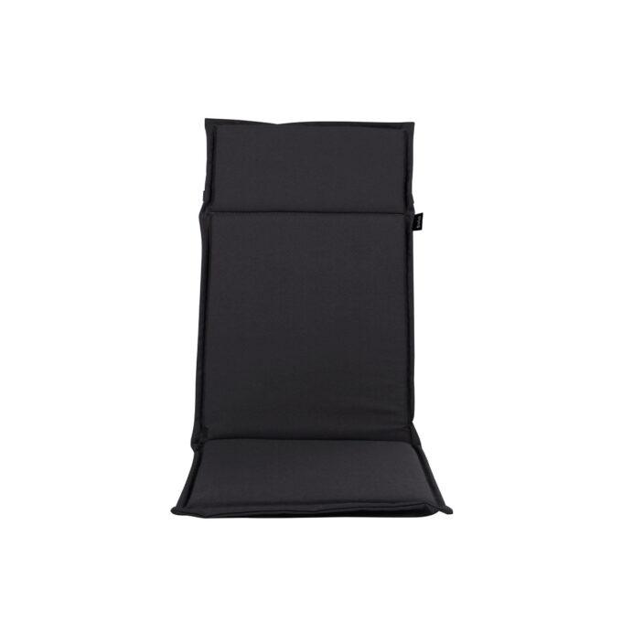 Posisjonspute Esdo i sort med hvit bakgrunnsbilde