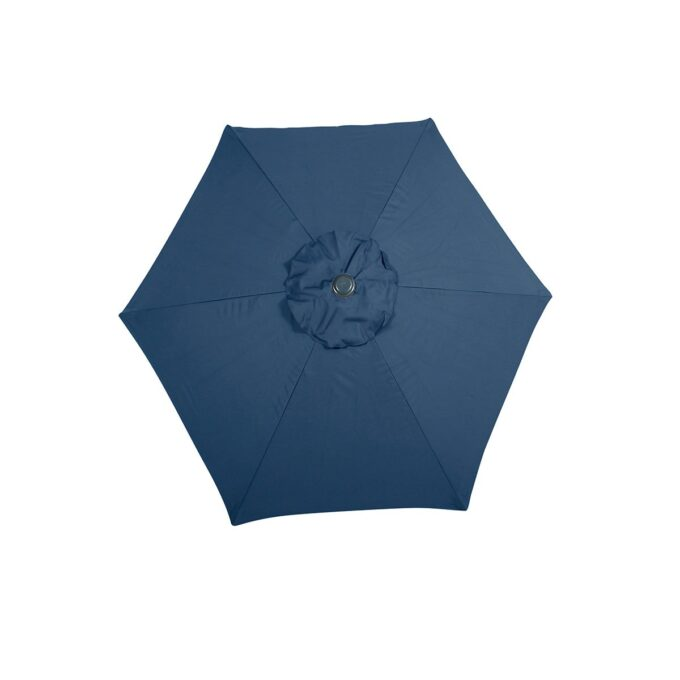 florida parasoll deco blå