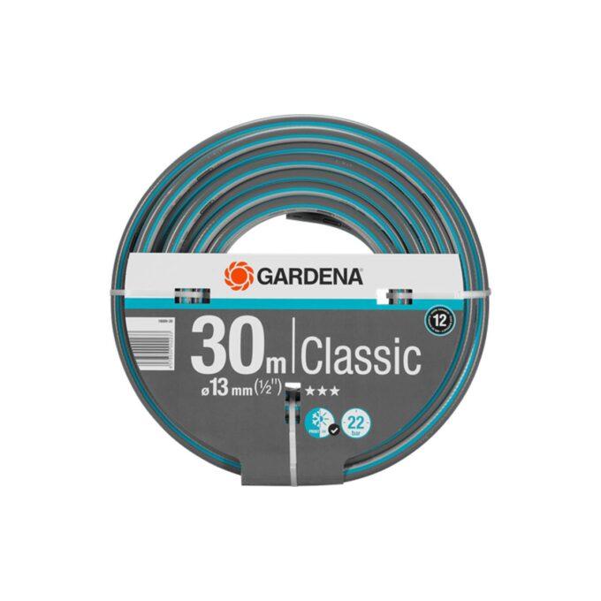 Klassisk Gardena hageslange på 30 m