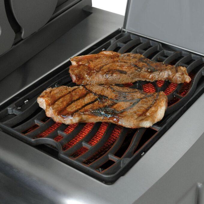 Utstyr og høykvalitets håndverk er nøkkelfunksjonene for Prestige® serien. solid designet i rustfritt stål