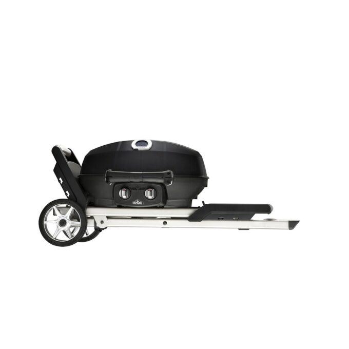 Nappleon Travel PRO285X gassgrill med grillet kylling