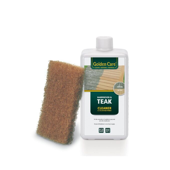 Golden Care Teak & Hardwood Cleaner 1L