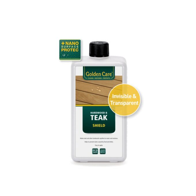 Golden Care Teak Shield ( transparant) 1L