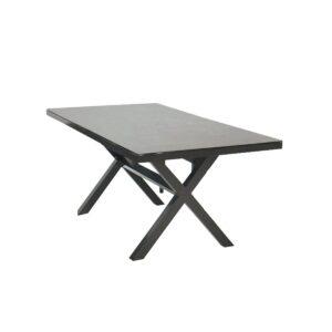 Spisebord Hammel med keramisk topp på hvit bakgrunn