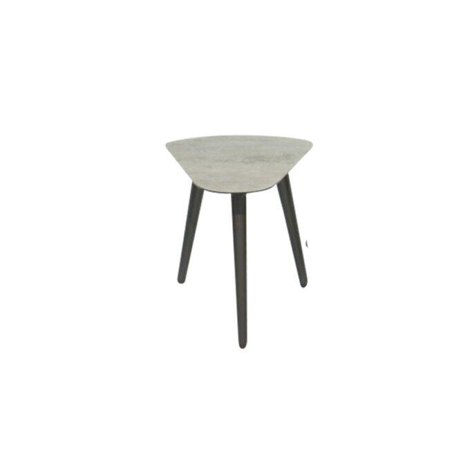 Sidebord Lemvig med keramisk topp på hvit bakgrunn