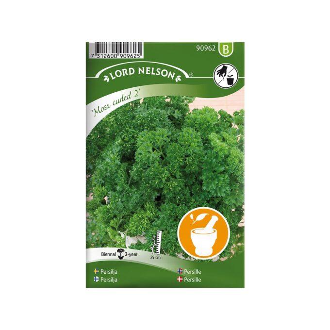 frøpakke Persille, Krus-, Moss Curled 2
