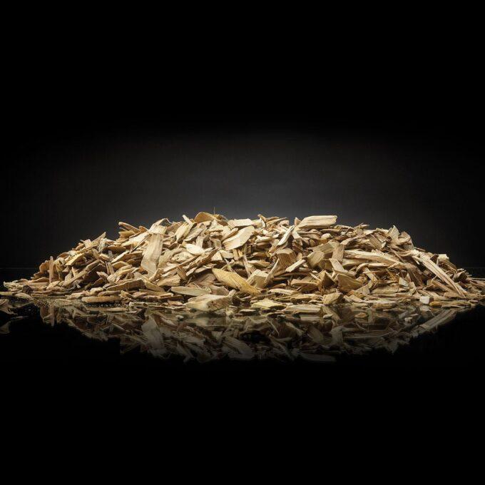 Haug med grov treflis til Napoleon røykesett