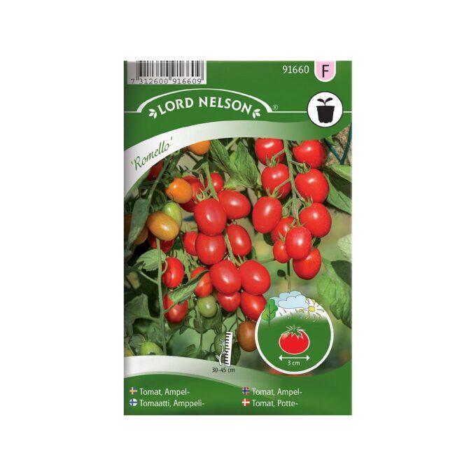 Ampeltomat Romello F1 - tomatfrø fra Nelson Garden