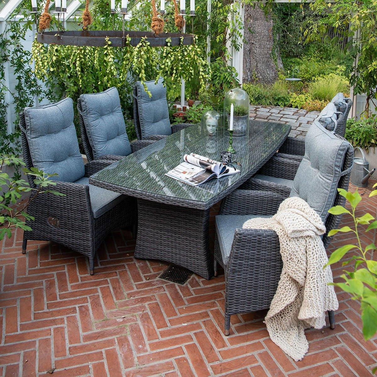 Hagemøbler/utemøbler/rottingmøbler/spisegruppe/sofagruppe/stol