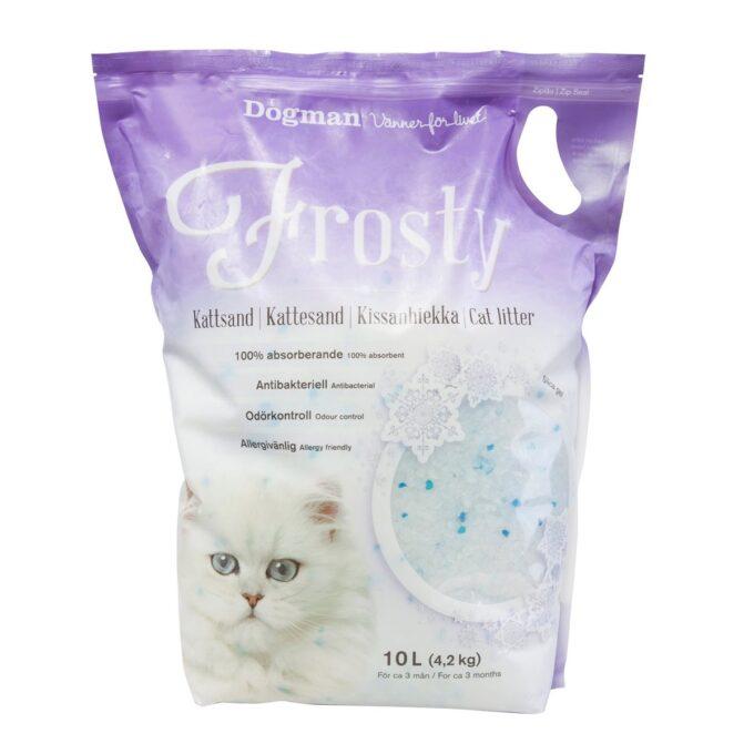 10 liter Frosty kattesand
