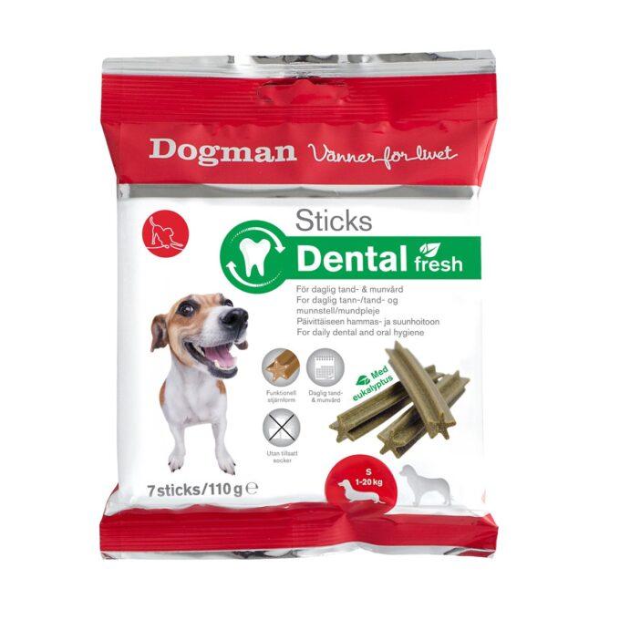 Dental Fresh S Sticks Dogman