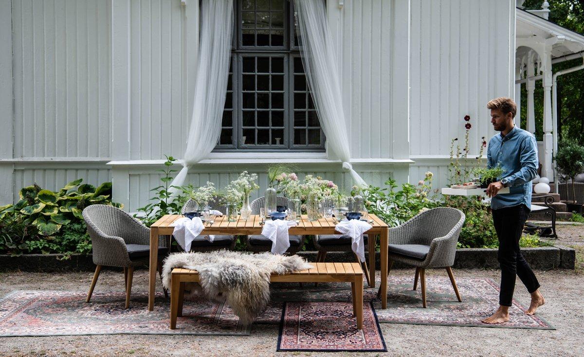 Smarte ressurser Hageland Midttun - hagesenter ved Bergen med planter og hagemøbler MN-64