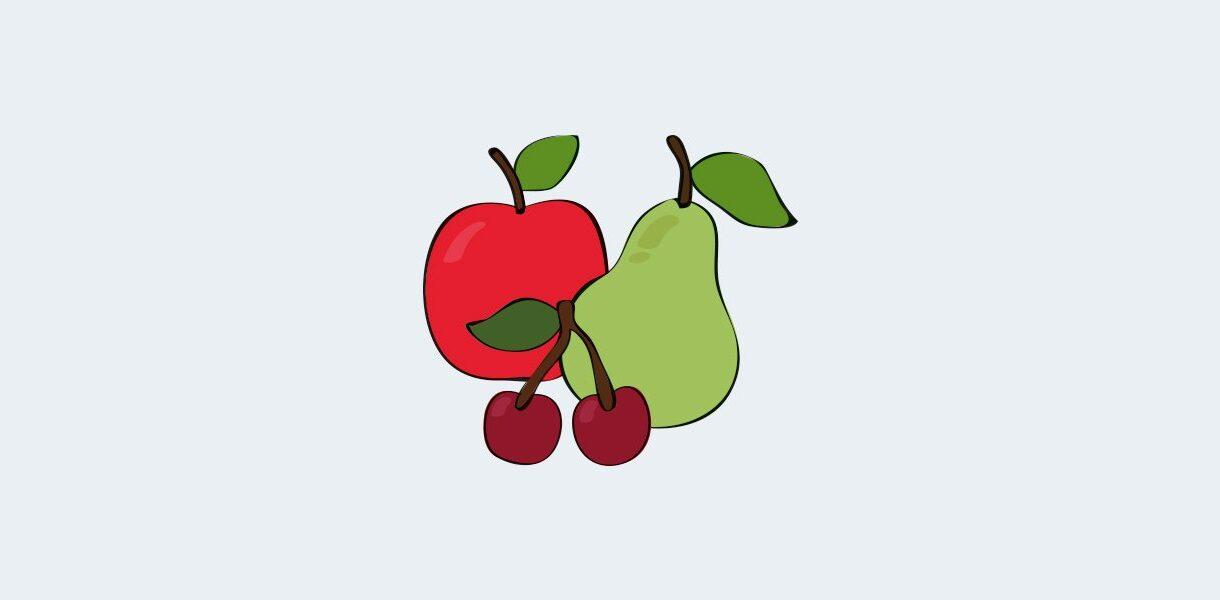Hageland Hagekartoteket - Frukttrær