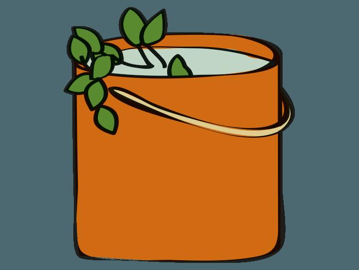 Hageland Hagekartoteket - vanning av klatreplanter