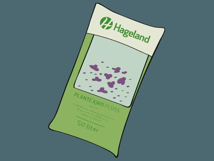 Hageland Hagekartoteket - plantetips for krydderurter