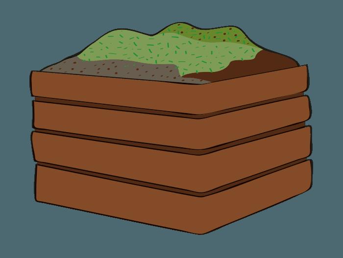 Hageland Hagekartoteket - Behold avkappet av plenen