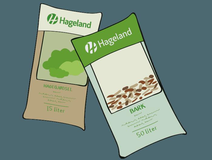 Hageland Hagekartoteket - Gjødsel til Stauder