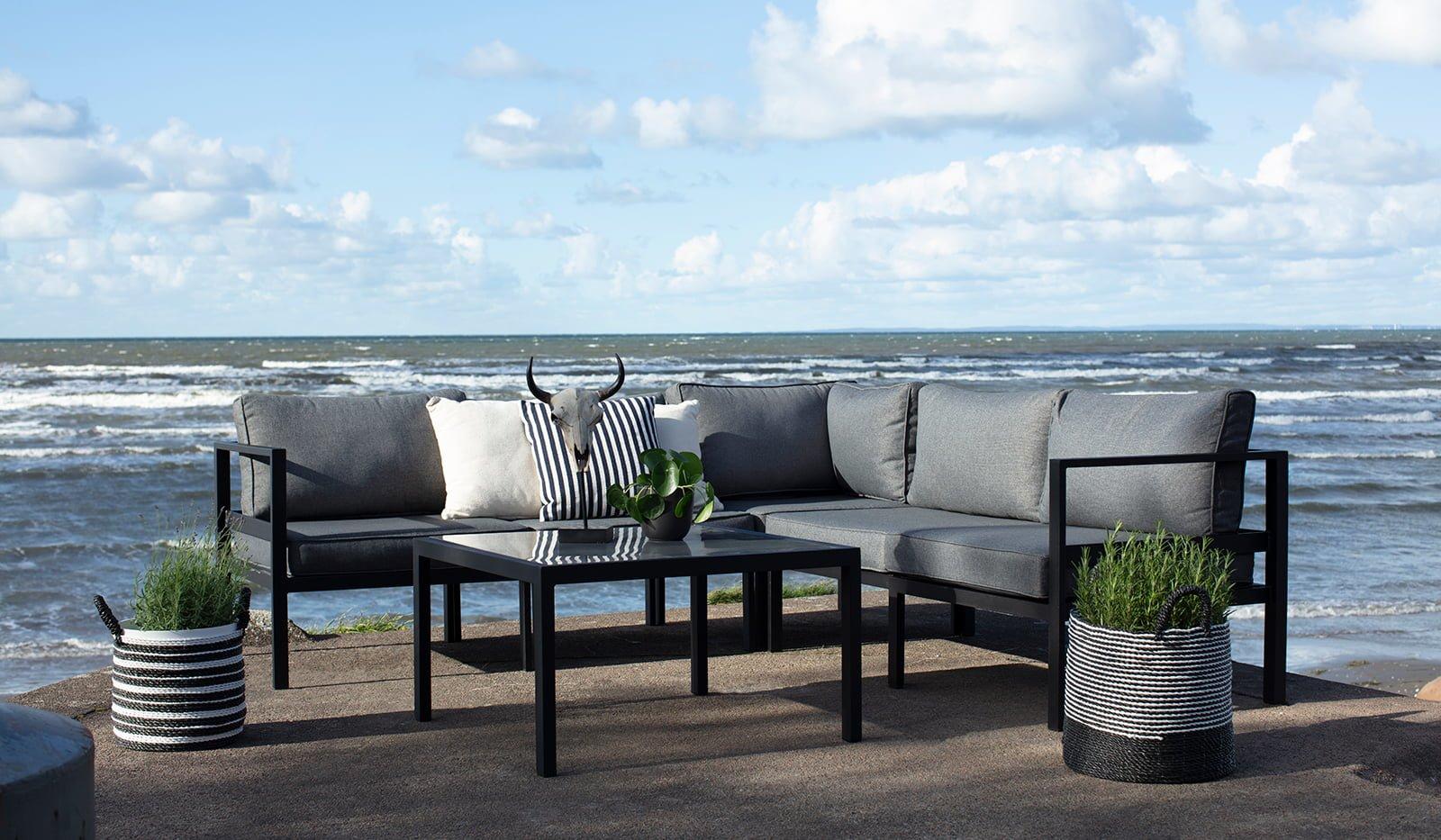 salg på hagemøbler