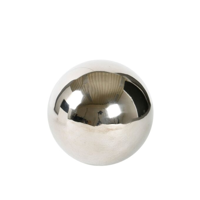 dekorkule stål 20 cm