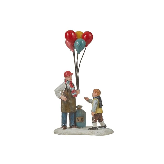 juleby ballongselger