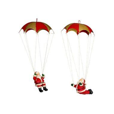 julenostalgi fallskjerm