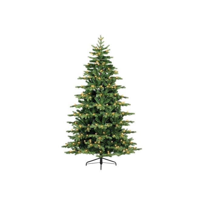 Bilde av Kunstig juletre Bjorli slim Høyde 210 cm - 350 Lys