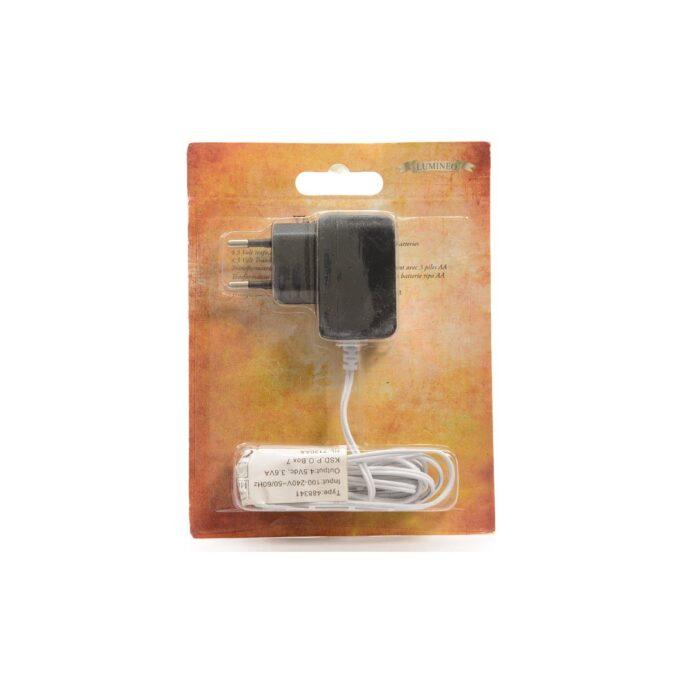 Juleby adapter 4,5 Volt
