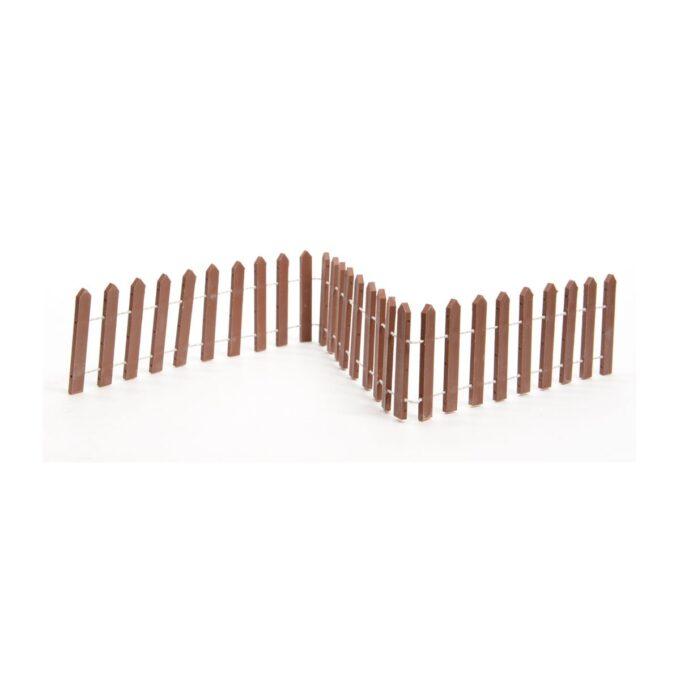Juleby fleksibelt gjerde 45 cm