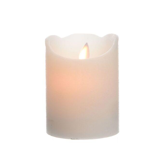 kubbelys i led rustikk-høyde 10 cm 1L
