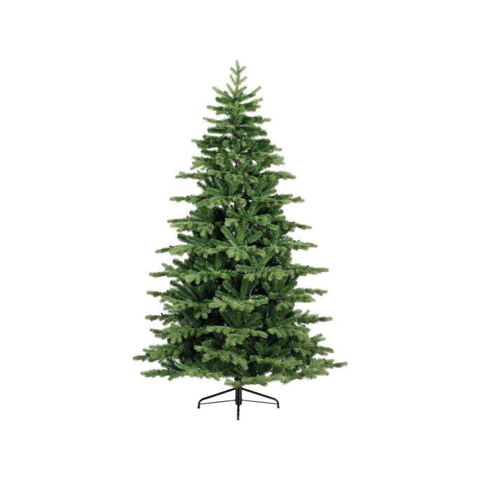 Bilde av Kunstig juletre delux Bjorli Høyde 210 cm - 450 Lys