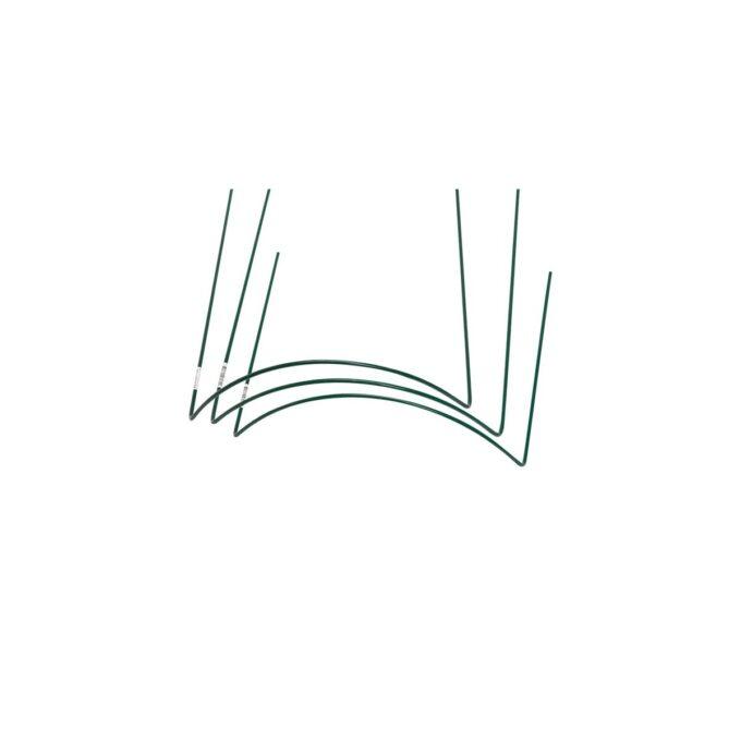 Buskstøtte 35 cm grønn