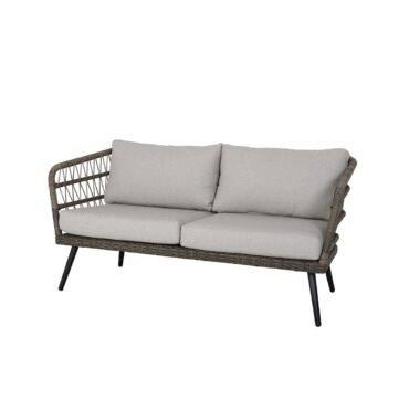 Linnea 2 seter Sofa - Latte Beige