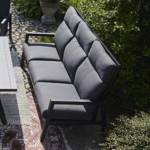3- seter Skagen sofa antrasittgrå