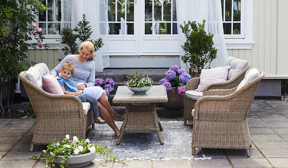 Hagemøbler Perfekte utemøbler til din uteplass Hageland