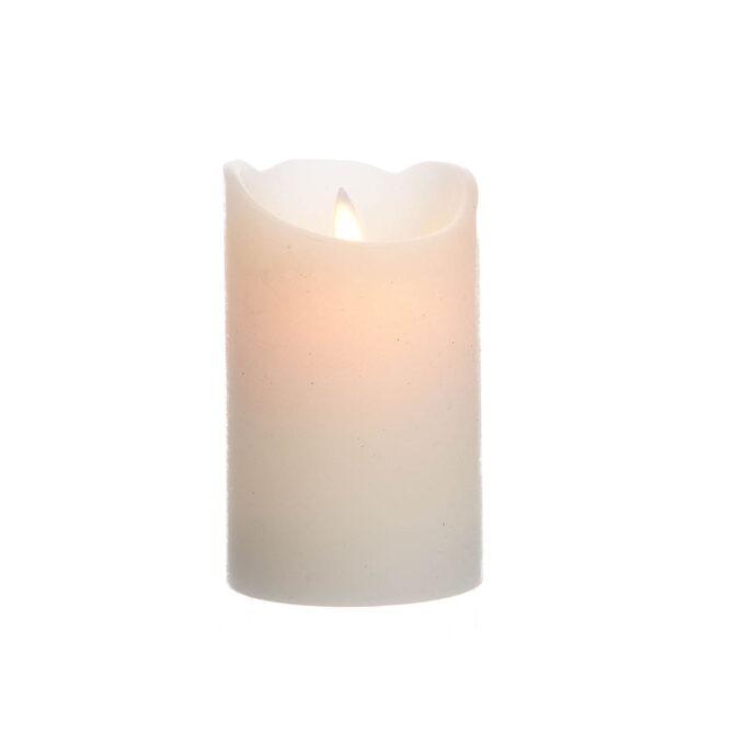 kubbelys i led rustikk høyde 12,5 cm 1 L
