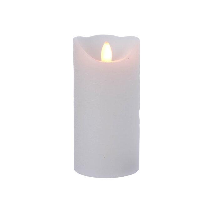 Kubbelys LED Hvit 15 cm