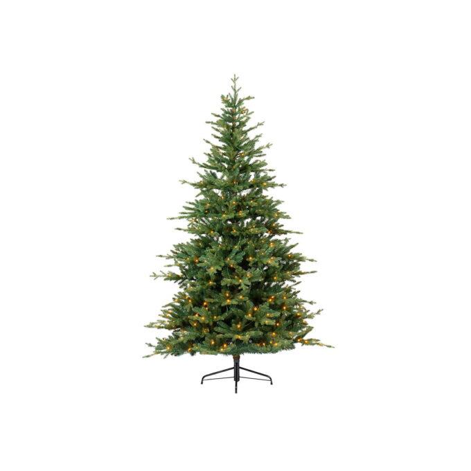 Bilde av Kunstig Juletre Grandal Høyde 180 210 eller 225 cm 350 450 eller 500 LEDlys
