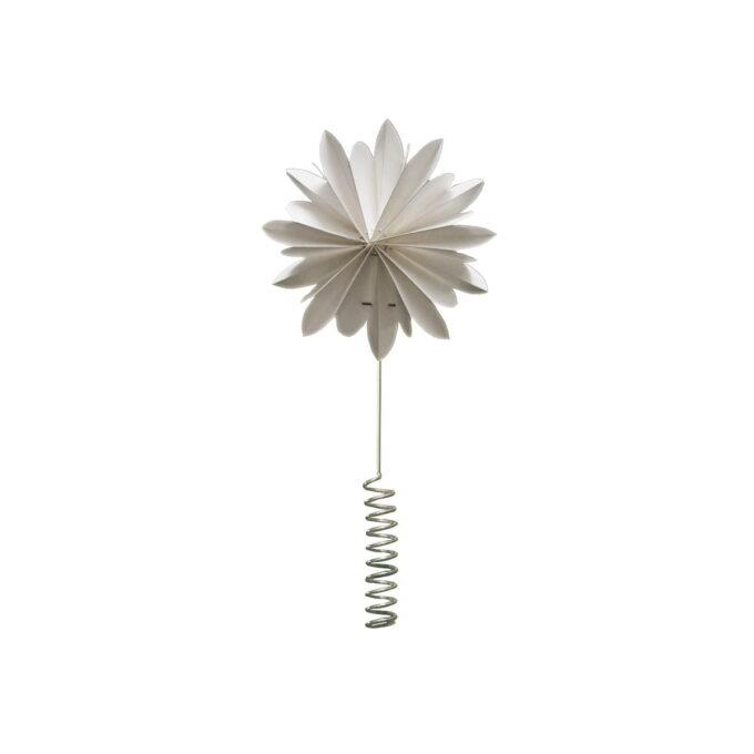 Juleblomst fra dbkd TreeTops blomst diamter 18 cm 35 cm høy