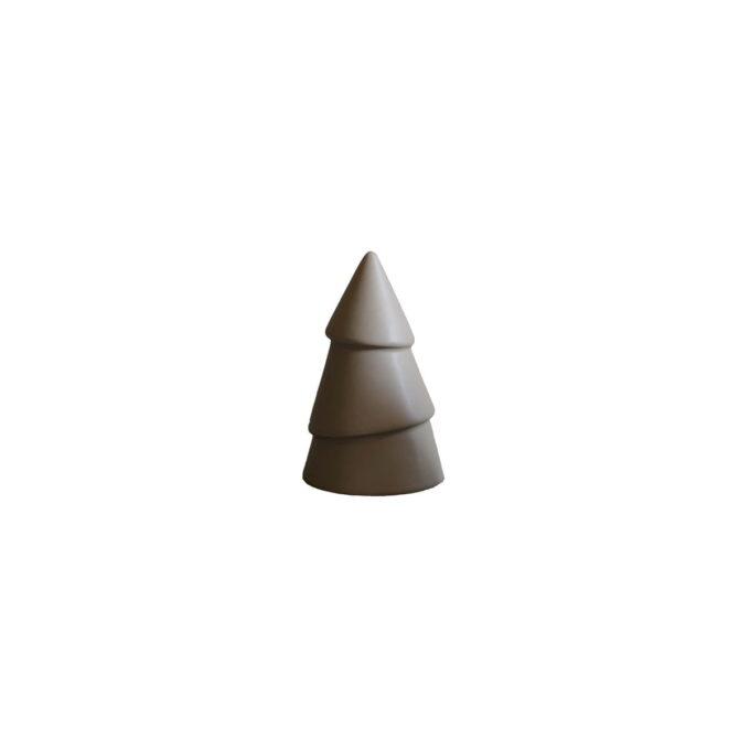 Juletre fra dbkd Narrow dust grå Høyde 11 cm diameter 7 cm