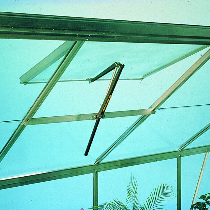 automatisk vindusåpner til Vitavia veksthus