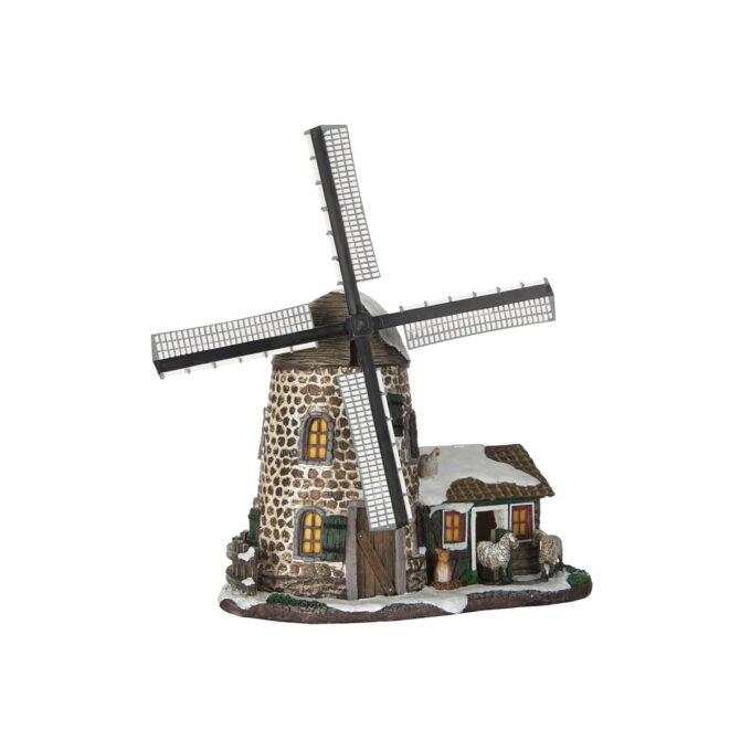 Juleby vindmølle Luville Hører til Luville orginaleserien, som er samleserien til Luville.