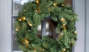 Julebelysning