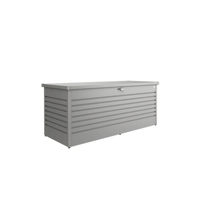 Fritidsboks 200 kvarts-grå metallic, vedlikeholdsfri, 20 års garanti, enkel å montere
