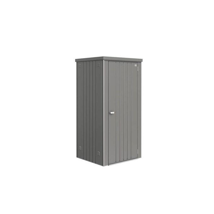 RedskapRedskapsbod størrelse 182,5x83x93, kvarts grå, elegant design vedlikeholdsfri, 20 års garanti